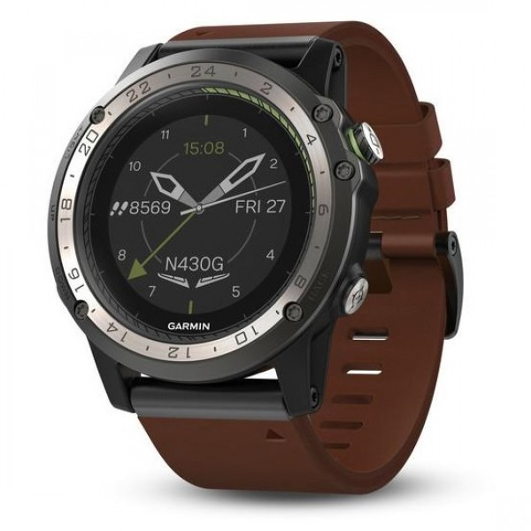 Garmin D2 Charlie Leather 010-01733-31
