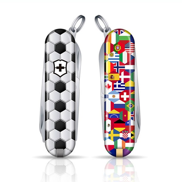 Victorinox Classic World of Soccer Limited Edition 2020 0.6223.L2007