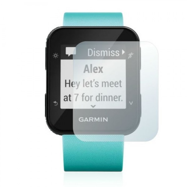 Savvies Screen Protection για Garmin Forerunner 30 / 35 (2 τεμ)