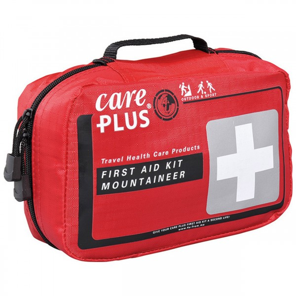 Care Plus First Aid Mountaineer 10349.2