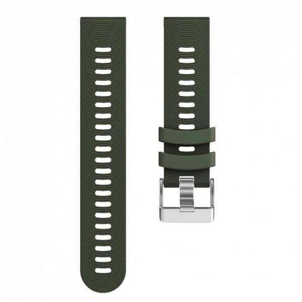 OEM Λουρί Σιλικόνης Forest για Garmin Forerunner 245/645/Vivoactive3/Vivomove HR