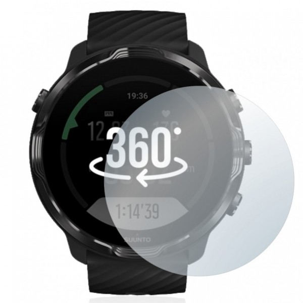 Brotect Glass Screen Protection για Suunto 7 (1 τεμ)