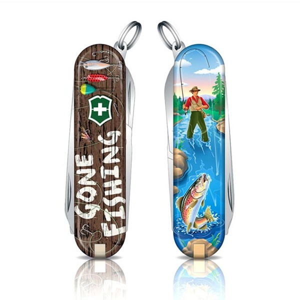 Victorinox Classic Gone Fishing Limited Edition 2020 0.6223.L2005