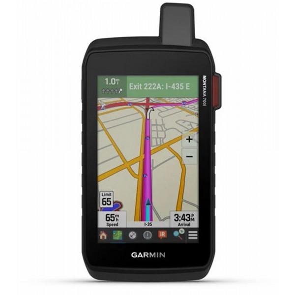 Garmin Montana 700i Topo Europe & City Navigator Europe 010-02347-TN