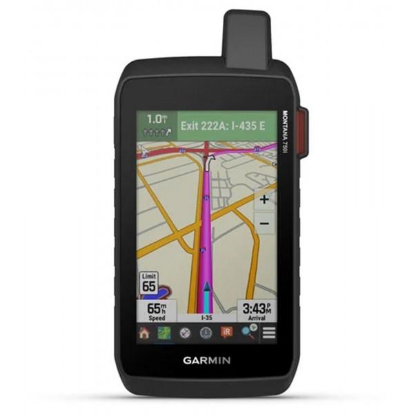 Garmin Montana 750i Topo Europe & City Navigator Europe 010-02347-CN