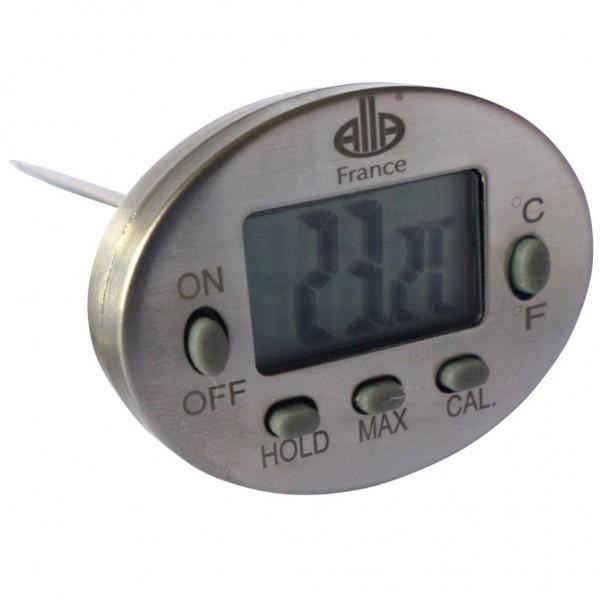 France Θερμόμετρο ακίδας ψηφιακό ανοξείδωτο -50 έως +300°C με θήκη 91000-057/F
