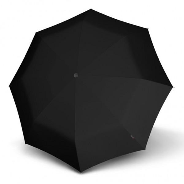 Knirps A Series Folding Ομπρέλα Βροχής A.200 Medium Duomatic Black 72001000