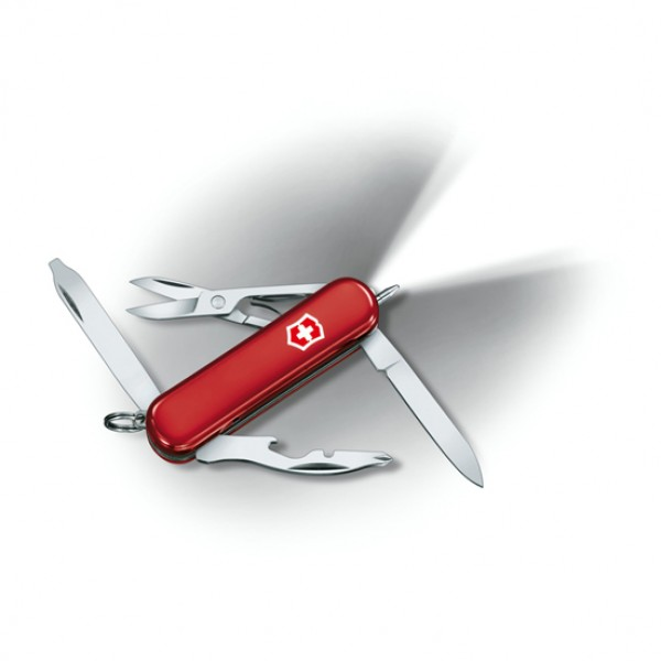 Victorinox Midnite Manager White Led 0.6366