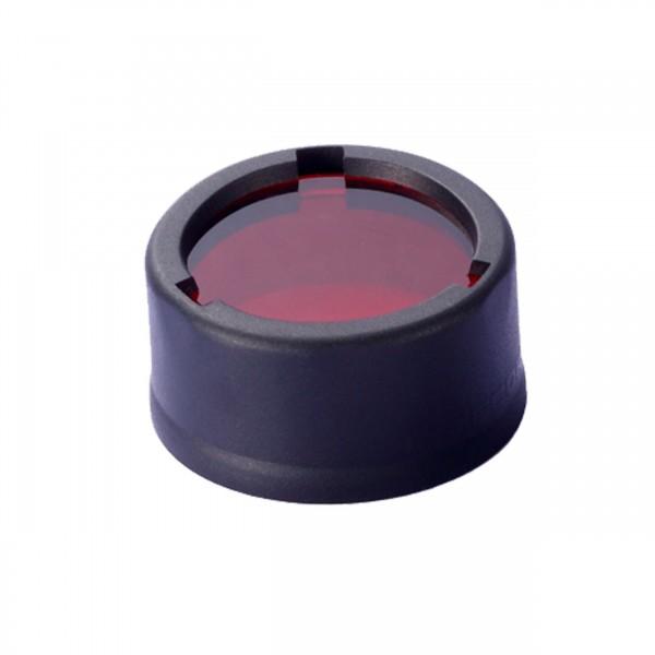 Nitecore Φίλτρο κόκκινου χρώματος για φακους διαμέτρου 23mm