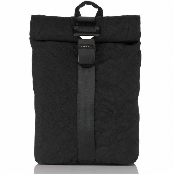 Airpaq Unicolor 2.0 Σακίδιο Πλάτης Black