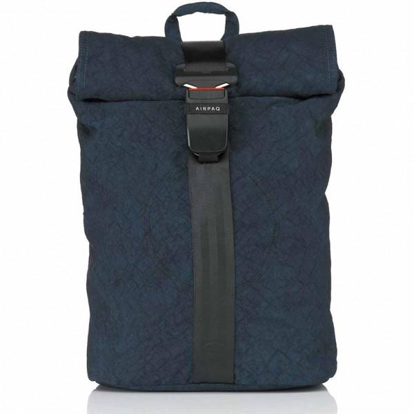 Airpaq Unicolor 2.0 Σακίδιο Πλάτης Blue