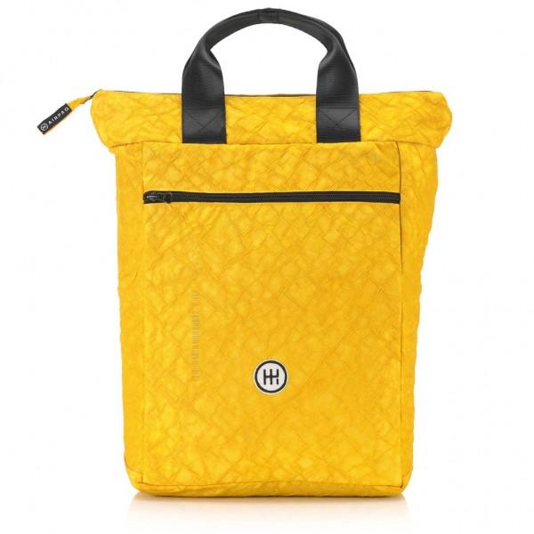 Airpaq Basiq Σακίδιο Πλάτης Yellow
