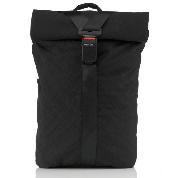 Airpaq Biq XXL Unicolor Σακίδιο Πλάτης Black