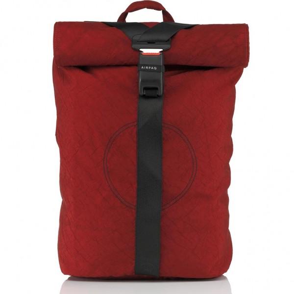 Airpaq Biq XXL Unicolor Σακίδιο Πλάτης Red