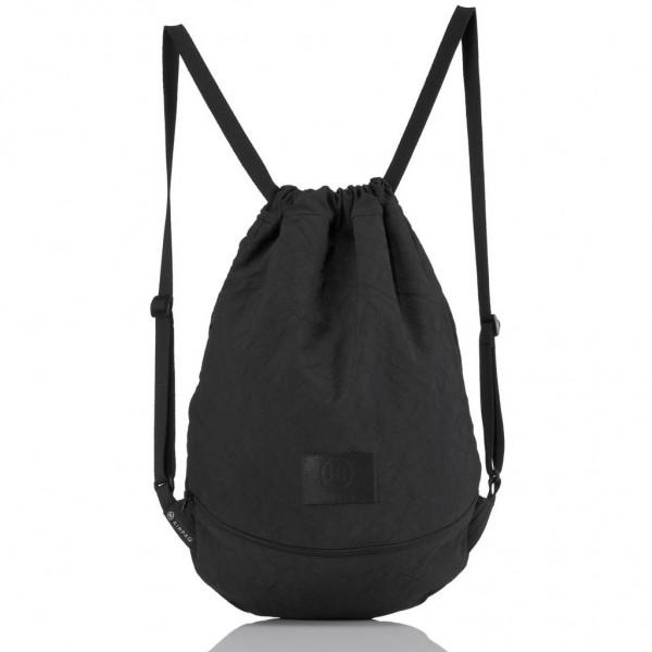 Airpaq Τσάντα Γυμναστηρίου Black