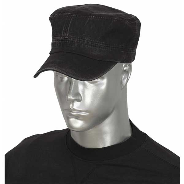 Barbaric καπέλο Black Canvas 30579-NE
