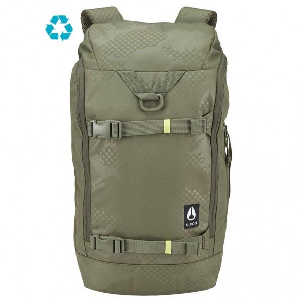 NIXON Hauler 25L Backpack Olive Dot Camo C3023-3387-00