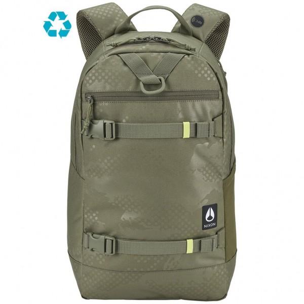 NIXON Ransack 26L Backpack Olive Dot Camo C3025-3387-00