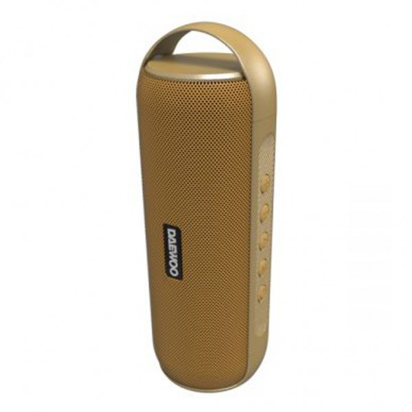 Daewoo Bluetooth Speaker Gold DBT-20