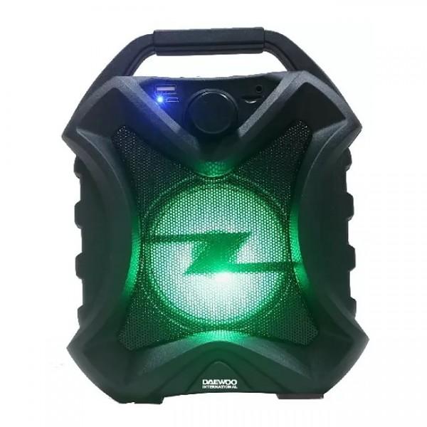 Daewoo Bluetooth Speaker DBT-33