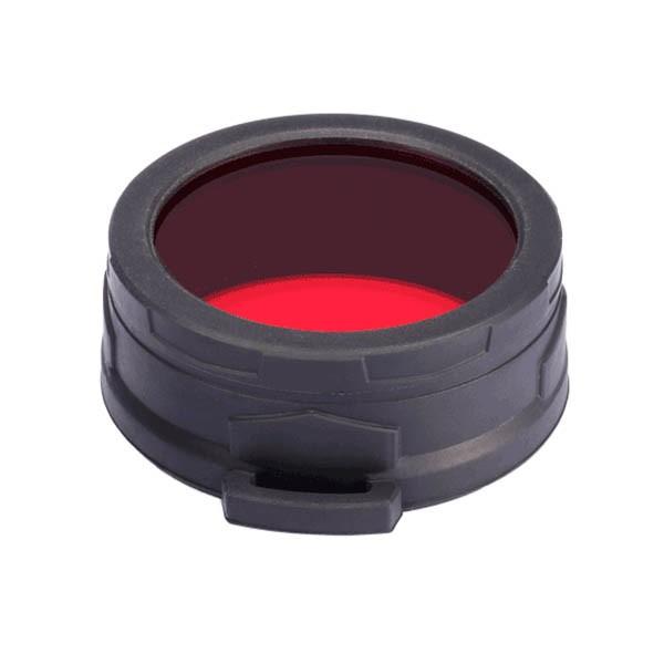 Nitecore Φίλτρο κόκκινου χρώματος για φακους διαμέτρου 70mm NFR70