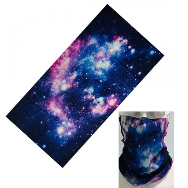 OMNI Αντιανεμικό Μαντήλι Galaxies