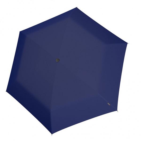 Knirps U Series Folding ομπρέλα βροχής US.050 Slim Manual Navy 00501201