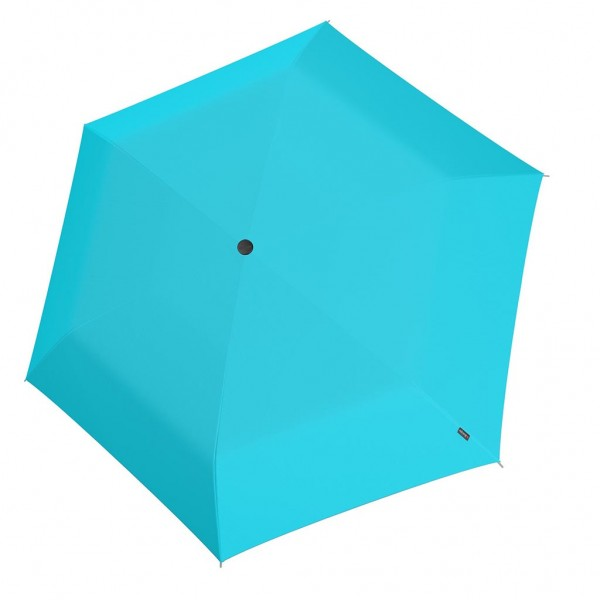 Knirps U Series Folding Ομπρέλα Βροχής U.200 Medium Duomatic Aqua 22001401