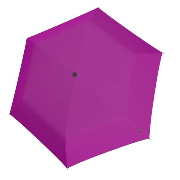 Knirps U Series Folding Ομπρέλα Βροχής U.200 Medium Duomatic Berry 22001702