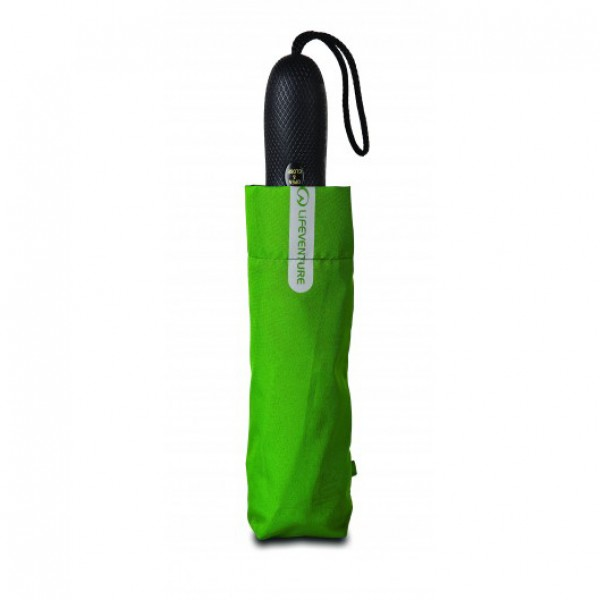 Lifeventure Trek Umbrella Automatic Medium Green 68013