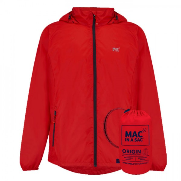 Mac In A Sac Origin 2 Red S