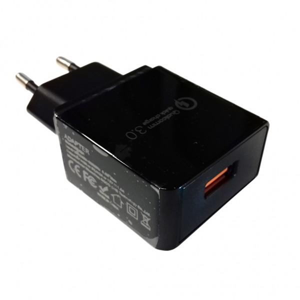 Nitecore Adaptor EU to USB 3amp Quick Charge QC 3.0