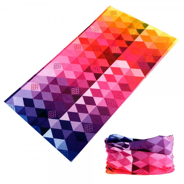 OMNI Αντιανεμικό Μαντήλι Rainbow