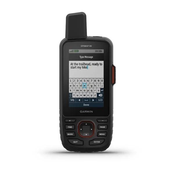 Garmin GPSMAP 66i Topo Active Europe & Topo Drive Hellas 010-02088-IN