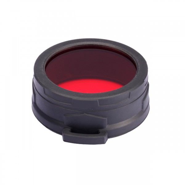 Nitecore Φίλτρο κόκκινου χρώματος για φακους διαμέτρου 60mm