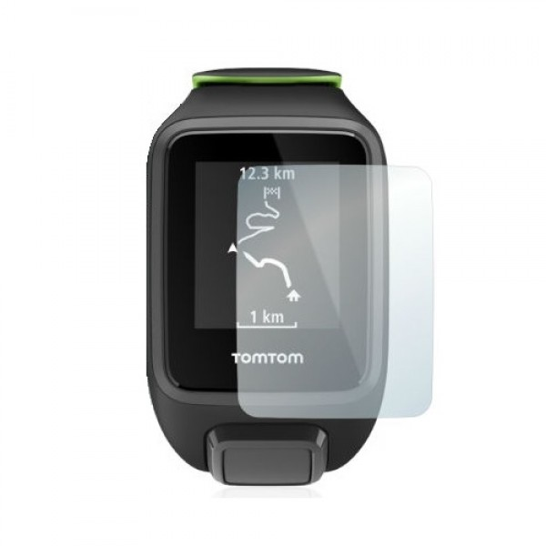 Savvies Screen Protection για TomTom Runner 3 (2 τεμ)
