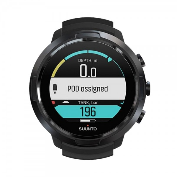 Suunto D5 All Black SS050192000