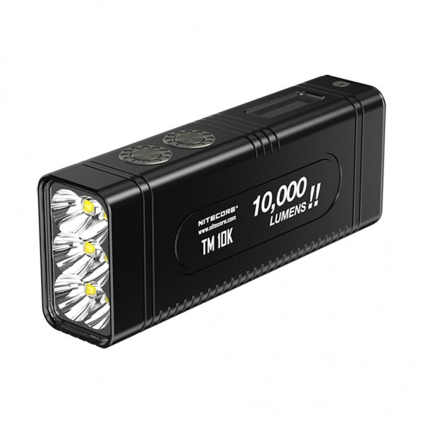 Nitecore Tiny Monster 10000lum TM10K