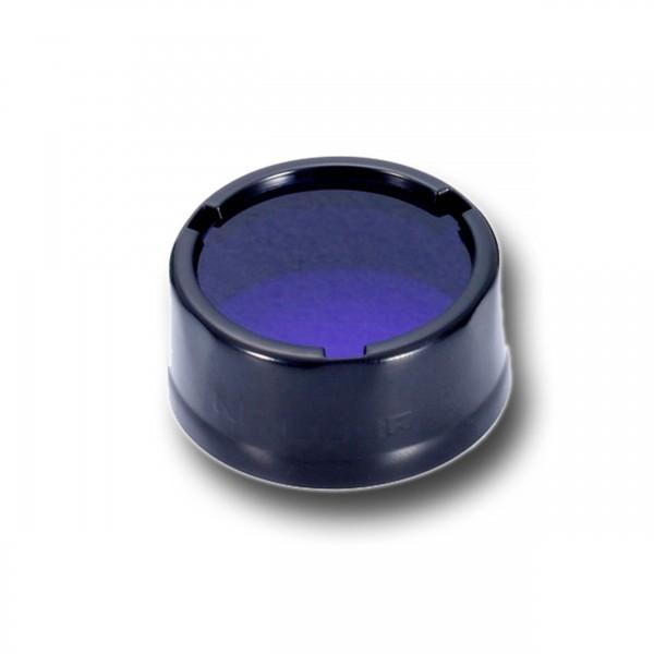 Nitecore Φίλτρο μπλέ χρώματος για φακους διαμέτρου 25mm