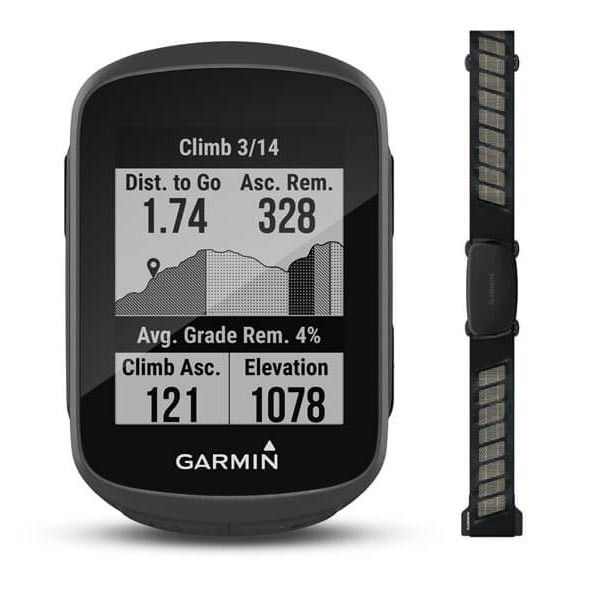 Garmin Edge 130 Plus Bundle 010-02385-11
