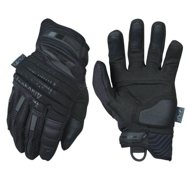 Mechanix Wear M-pact 2 Covert Black MP2-55