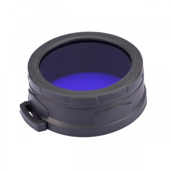 Nitecore Φίλτρο μπλέ χρώματος για φακους διαμέτρου 60mm