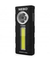 NEBO Φακός Tino 300Lumens Black NE6809