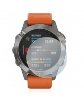 Brotect Glass Screen Protection  για Garmin Fenix 6 (1 τεμ - 47mm)