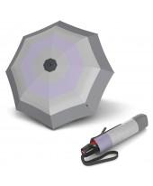 Knirps T Series Duomatic ομπρέλα βροχής Poppy Purple 32008318