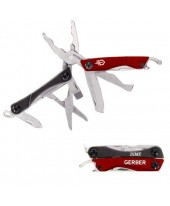 Gerber Multi Tool Dime Red 31-003622