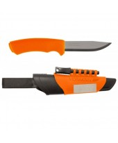 Mora Bushcraft Survival Orange MO-12051