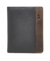 Marta Ponti Θήκη Καρτών Mp Travel Καφέ Σκούρο B123180-D