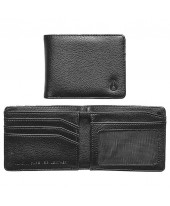 NIXON Cape Vegan Leather Wallet Black C2964-000-00