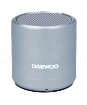 Daewoo Bluetooth Speaker Silver DBT-212S